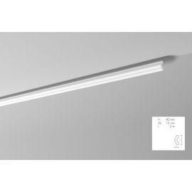 I profil dekoracyjny 4 x 1,5 x 200 cm NOMASTYL NMC