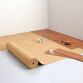 Podkład korkowy pod podłogi pływajace 1,8mm