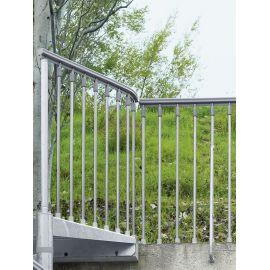 Dodatkowa Balustrada Pixima Steel Zink