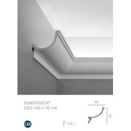C902 listwa oświetleniowa prosta 10 x 10 x 200 cm ORAC LUXXUS
