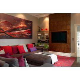 D200 element dekoracyjny obudowy drzwi 9,5 x 9,5 x 3 cm ORAC AXXENT