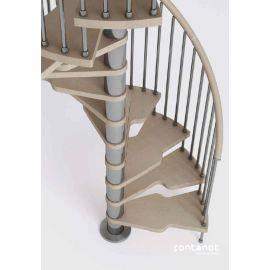 GENIUS 2:easy spiralne kacze na planie koła średnica 130 i 140 cm