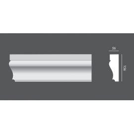 LP.005 profil elewacyjny drzwi i okien 15,6 x 5,6 x 150 cm EXTERIOR