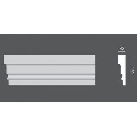 LP.014 profil elewacyjny drzwi i okien 18 x 4,5 x 150 cm EXTERIOR