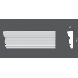 LP.024 profil elewacyjny drzwi i okien 12,8 x 4 x 150 cm EXTERIOR