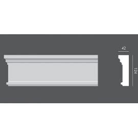 LP.044 profil elewacyjny drzwi i okien 12,4 x 4,2 x 150 cm EXTERIOR