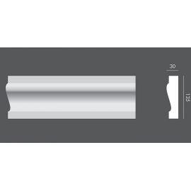 LP.045 profil elewacyjny drzwi i okien 13,5 x 3 x 150 cm EXTERIOR