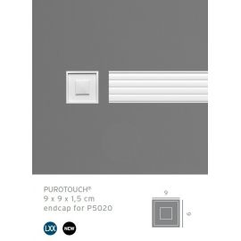 P5020B kostka dekoracyjna 9 x 9 x 1.5 cm ORAC LUXXUS