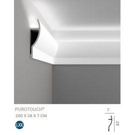 C372 listwa oświetleniowa 7 x 28 x 200 cm ORAC Ulf Moritz