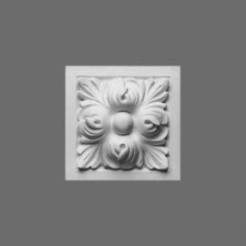 D210 element dekoracyjny obudowy drzwi 9,5 x 9,5 x 3,5 cm ORAC AXXENT