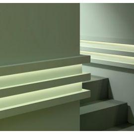 C351 listwa oświetleniowa 8 x 17,5 x 200 cm ORAC LUXXUS