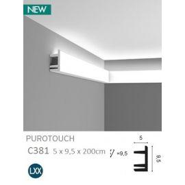 Listwa oświetleniowa C381 Orac Luxxus