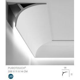C991 listwa oświetleniowa 11 x 14 x 200 cm ORAC Ulf Moritz