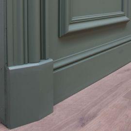 D300 baza element obudowy drzwi 9,5 x 26 x 4 cm ORAC LUXXUS