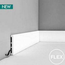 SX163F profil multifunkcyjny gięty 1,3 x 10,2 x 200 cm ORAC AXXENT