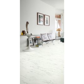 Marmur Carrara Biel Ambient Click+ Quick-Step