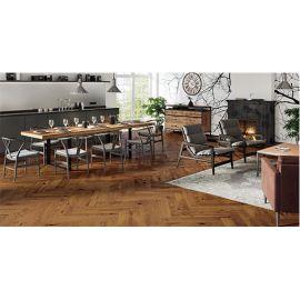 PURE Classico Line Dąb Brown Sugar 130 lakier matowy jodła klasyczna deska barlinecka