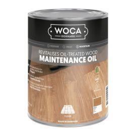 Olej pielęgnacyjny biały Maintenance Oil WOCA