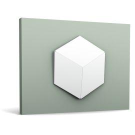 W105 Rombus panel ścienny 3D  30 x 3 x 34,6 cm ORAC