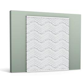 W130 Chevron panel ścienny 3D  40 x 1,9 x 200 cm ORAC