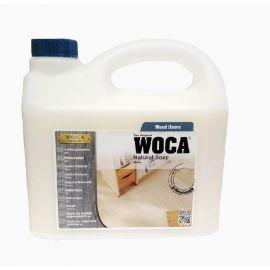 Mydło do podłóg olejowanych białe WOCA