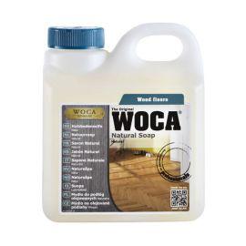 Mydło do podłóg olejowanych naturalne WOCA