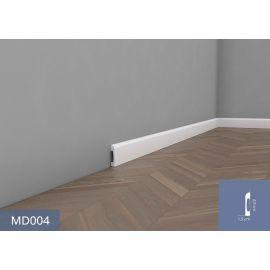 MD004P listwa przypodłogowa lakierowana 1,5 x 5 cm x 2 m MARDOM DECOR ELITE PREMIUM