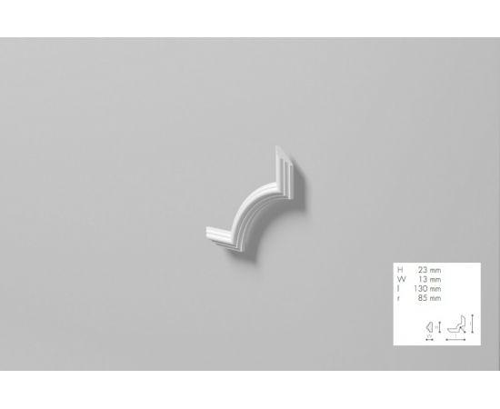 SP3-4 narożnik 13 x 13 cm Arstyl NMC