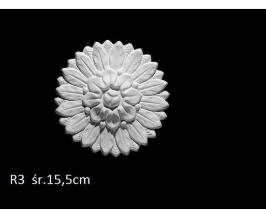 R3 rozeta śr. 15,5 cm Arstyl NMC