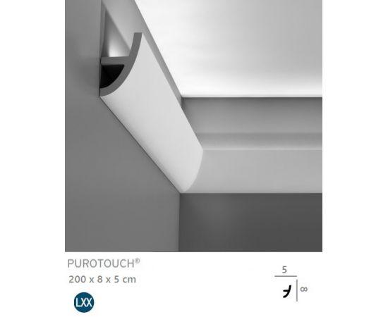 C373 listwa oświetleniowa 7 x 28 x 200 cm ORAC Ulf Moritz