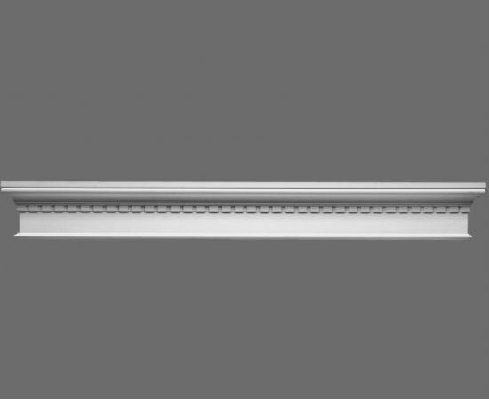 D401 ronton z ornamentem 14 x 5,5 x1220 cm ORAC LUXXUS