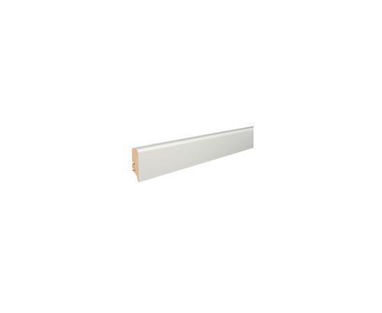 PW46 biała lakierowana listwa przypodłogowa BARLINEK